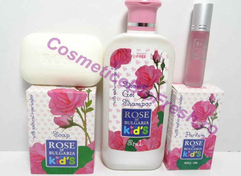 Cosmetice BioFresh - Cosmetice Rose of Bulgaria