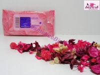 Servetele umede antibacteriene Rose of Bulgaria