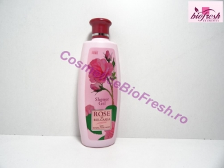 Gel de dus Rose of Bulgaria 330ml